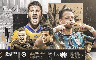 MLS-Liga MX All-Star Game planeado para el 25 de agosto en el estadio Banc of California de LAFC