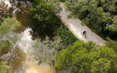 San Antonio registra un crecimiento en el acceso a espacios verdes según la clasificación del índice nacional