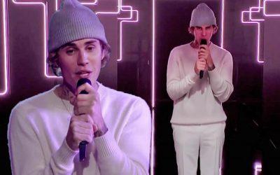 """""""Estás sintiendo la presencia de Dios"""", dijo Justin Bieber en pleno concierto"""